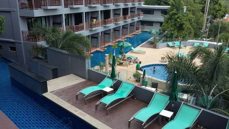 Krabi hotel