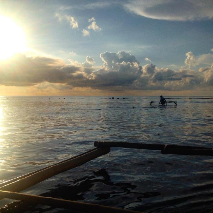 Philippino fishermen