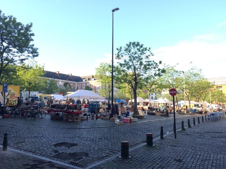 Belgian markets